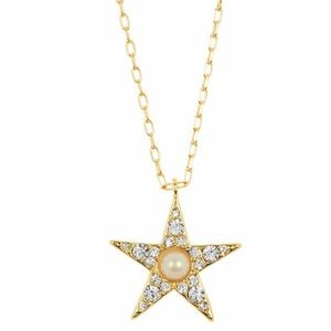 🆕 Kate Spade Pave Seeing Stars Pendant Necklace